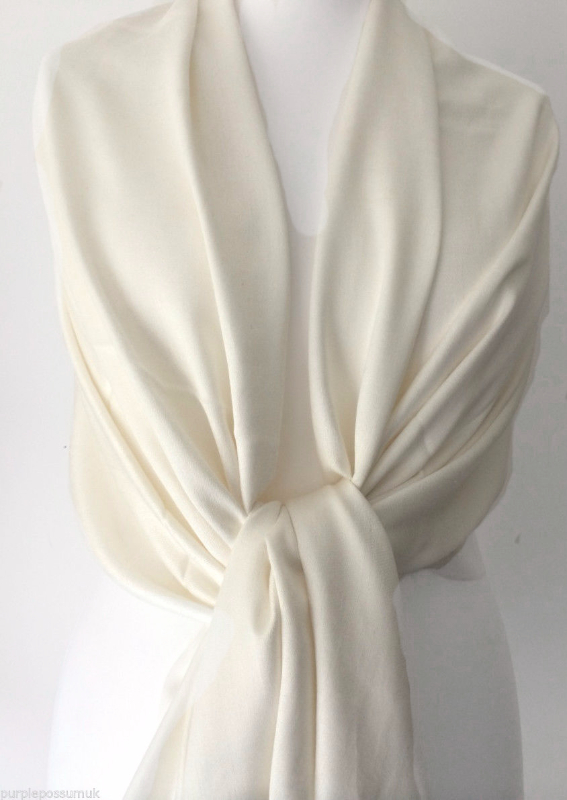Shop our cream collection. The finest, most luxurious cream pashmina shawl wrap scarves available from across the globe. Made in the finest areas of the world including Nepal & Italy and exclusive to Pashminas & Wraps, find the perfect cream pashmina shawl wrap scarf today.